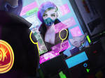 Cyberpunk by Baileymel