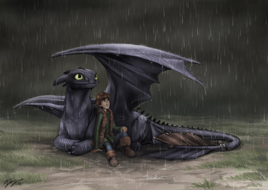 How to train your dragon by pinali on deviantart ccuart Choice Image