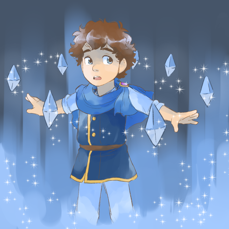 [GIFT] Blue Magic