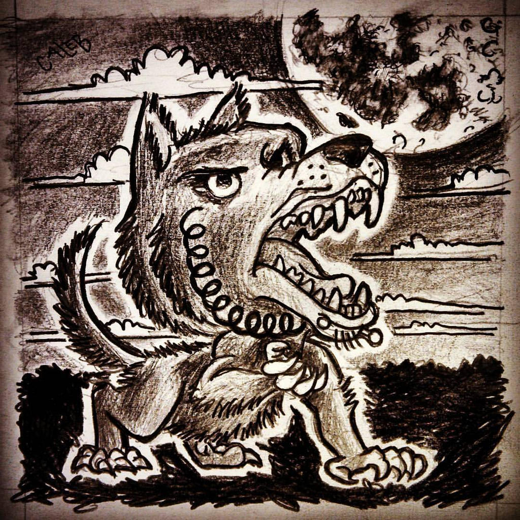 Wolf by Fungleberry