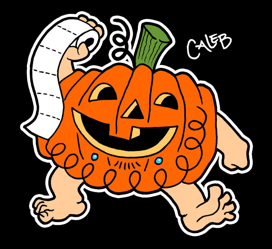 Selfie Pumpkin by Fungleberry