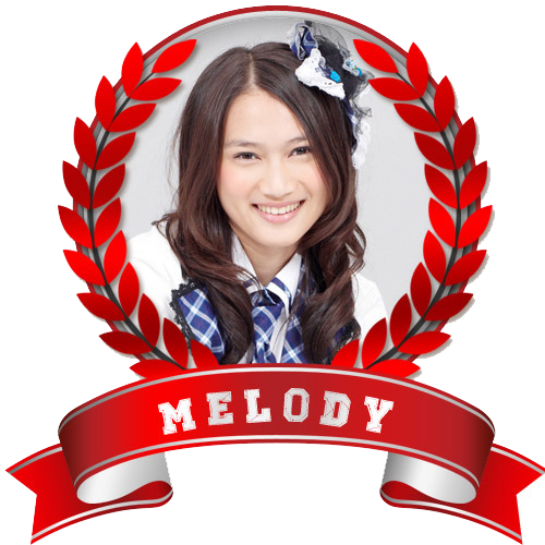 Melody JKT48 Mascot PNG by QueenSashiko on deviantART