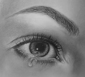 Tear by ilanya