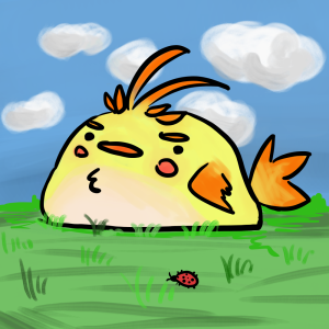 PatchyBirb's Profile Picture