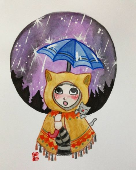 rains by RION69