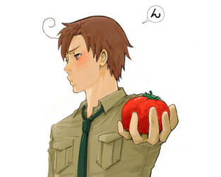 Romano from Hetalia by Chitanchitan
