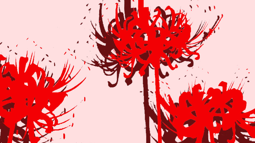 Japanese Spider Lily- Ver 1 by The-Goddess-of-Time ...