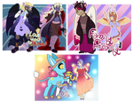 [OPEN   AUCTION] Kinds of Love by bookfanadopts