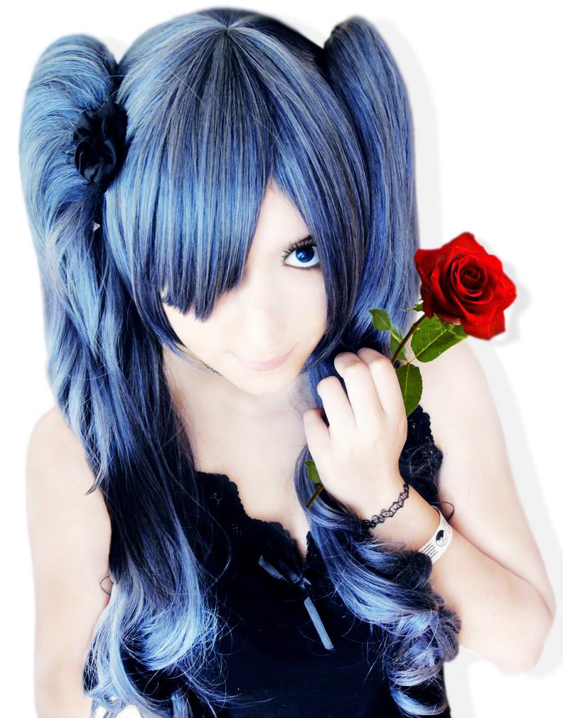 Ciel - Rose by TemeSasu