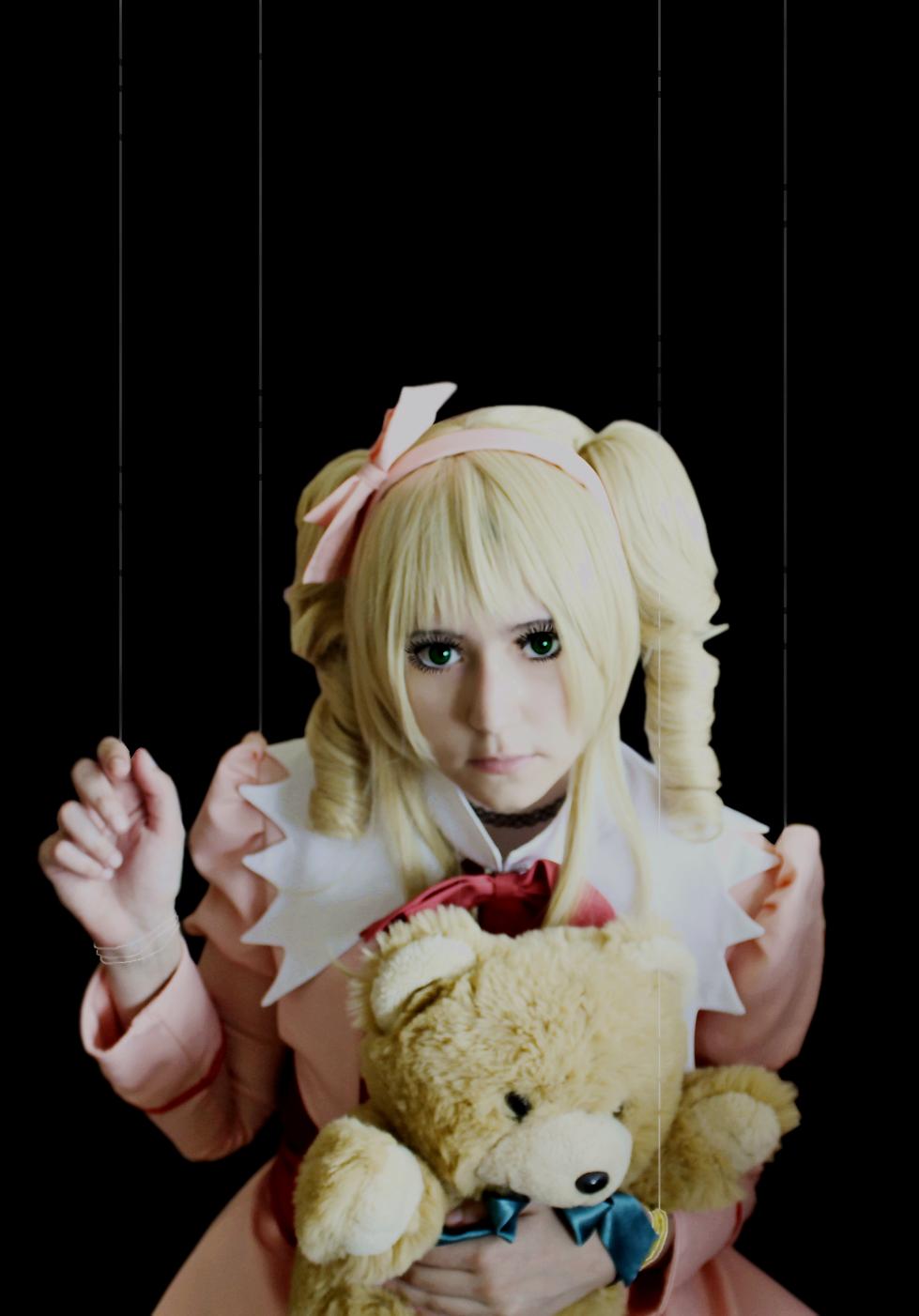 Elizabeth Middleford - Like a doll by TemeSasu