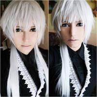 Charles Grey wig test by TemeSasu