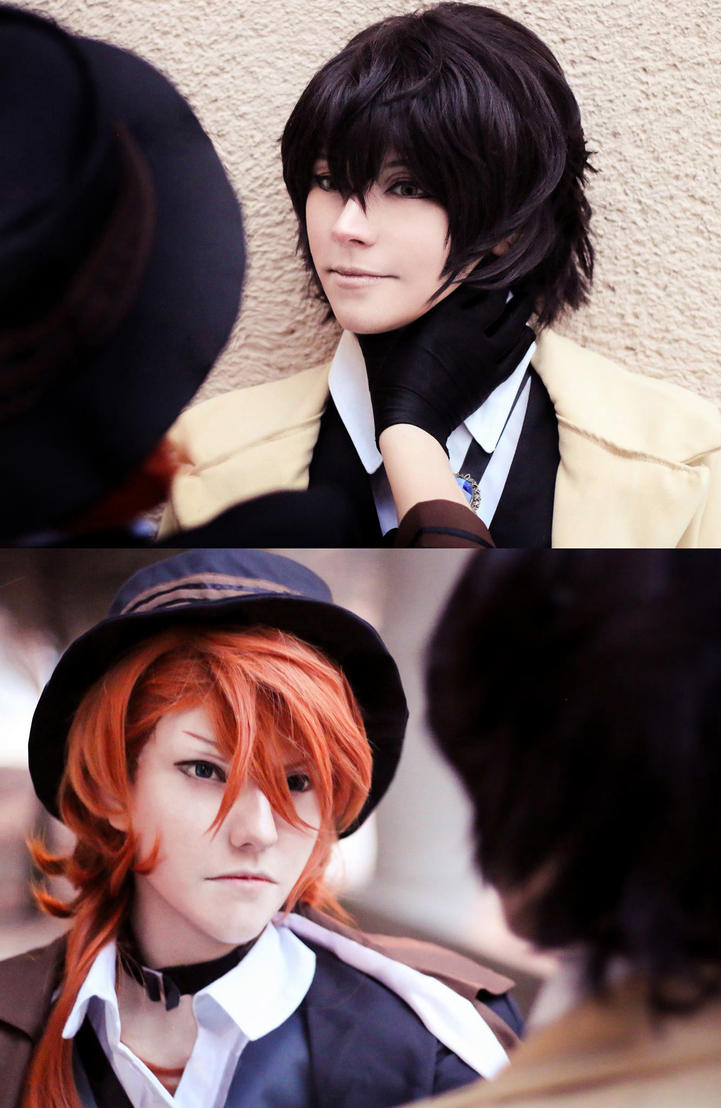 Bungou Stray Dogs - Old partners by TemeSasu