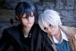 NO.6 - Shion and Nezumi by TemeSasu