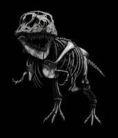 T-Rex by DarthAcey