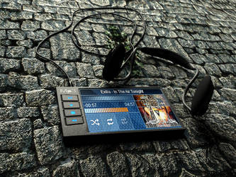 3d audio player by DarthAcey