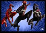 Spider-man x Symbiotes