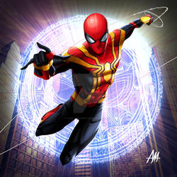 Spider-Man: No Way Home (Integrated Suit)