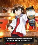 Issei Hyoudou Intercontinental Champion