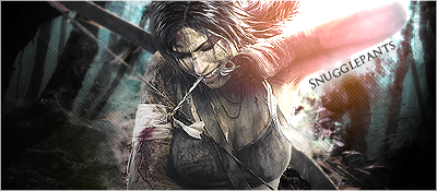 Tomb Raider by SyntheticBrilliance