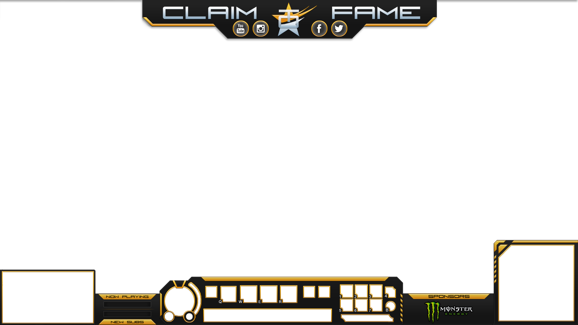 Claim to Fame LoL Overlay by SyntheticBrilliance on DeviantArt