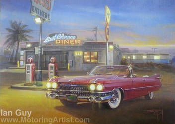 Last Chance - Caddy by MotoringArtist