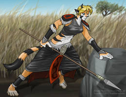 A Warrior's Heritage