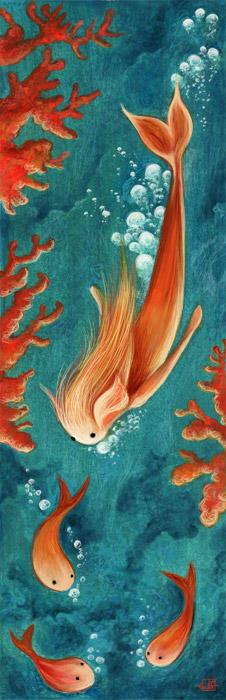 Sea Bookmark