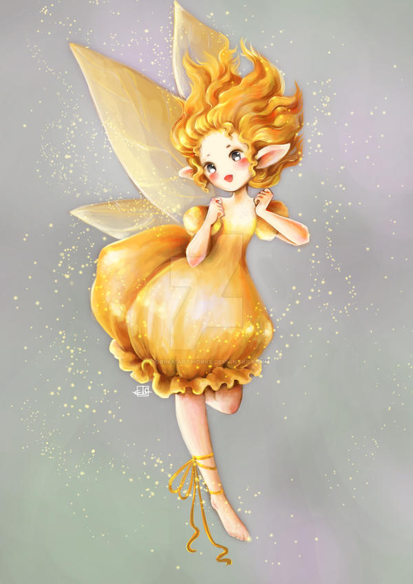 Tink by Fiorina-Artworks