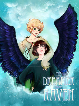 The Dreamer and the Raven - Cover Art