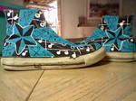 a musical explosion sneakers 2