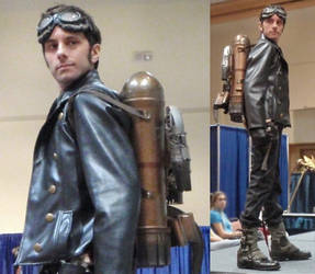 Metrocon 09-Outland Armour 4.2 by Neon-Coffee