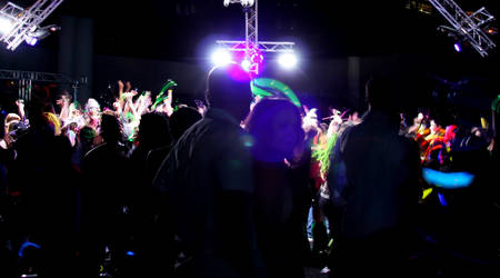 Metrocon 2011 Rave 2 by Neon-Coffee