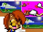Sonic sprite comic pg 3