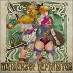 Maidens of Hephaistos III