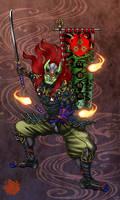The Original Mechanical Ninja