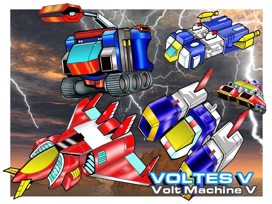 Volt Machine V By Bdy On Deviantart