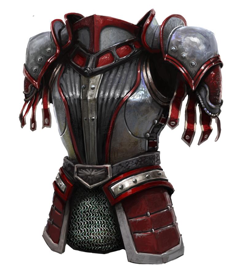 Precursor to centurion armor by AnSacredsnow