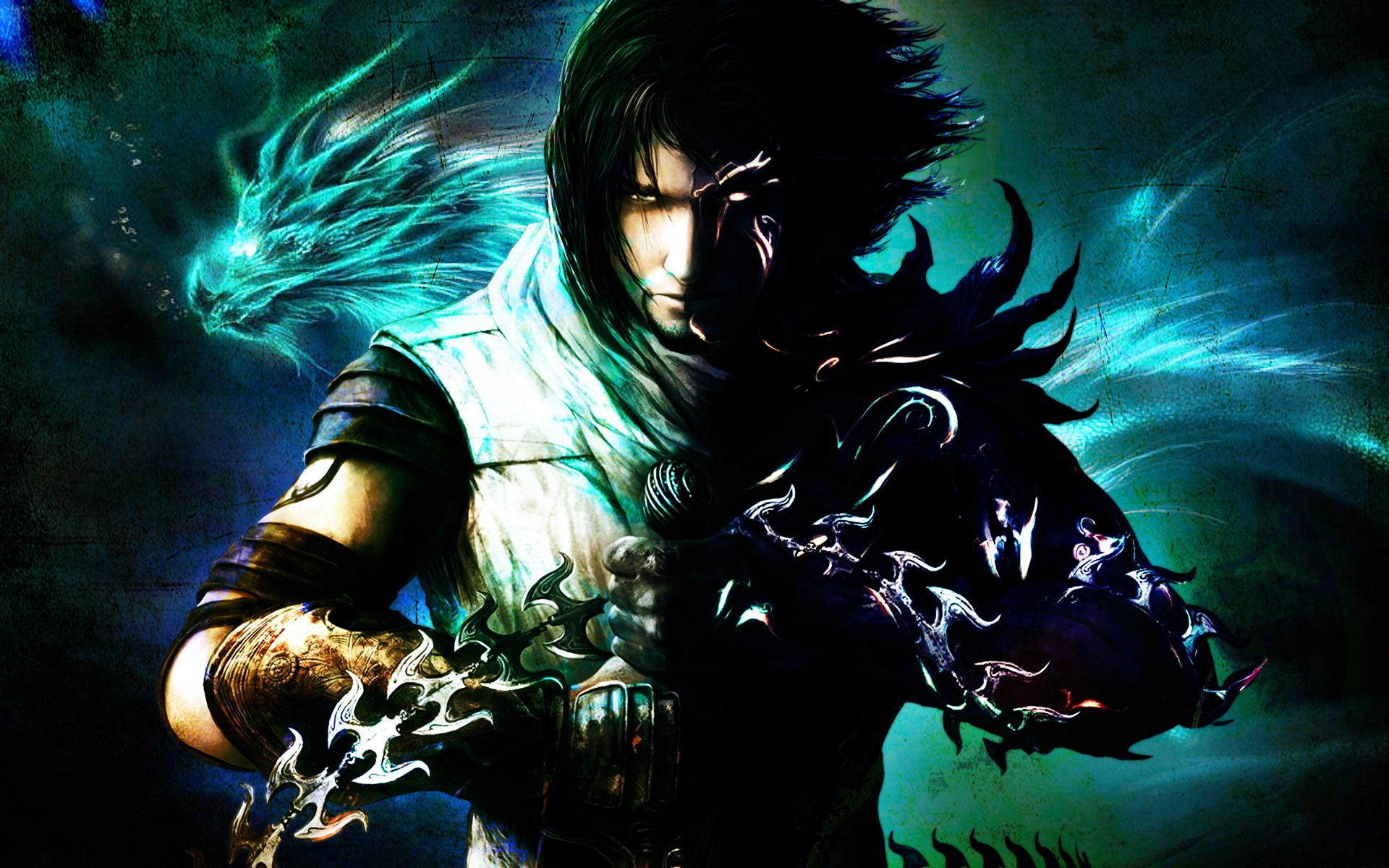 Prince Of Persia The Two Thrones Wallpaper By Nakshatras1 On