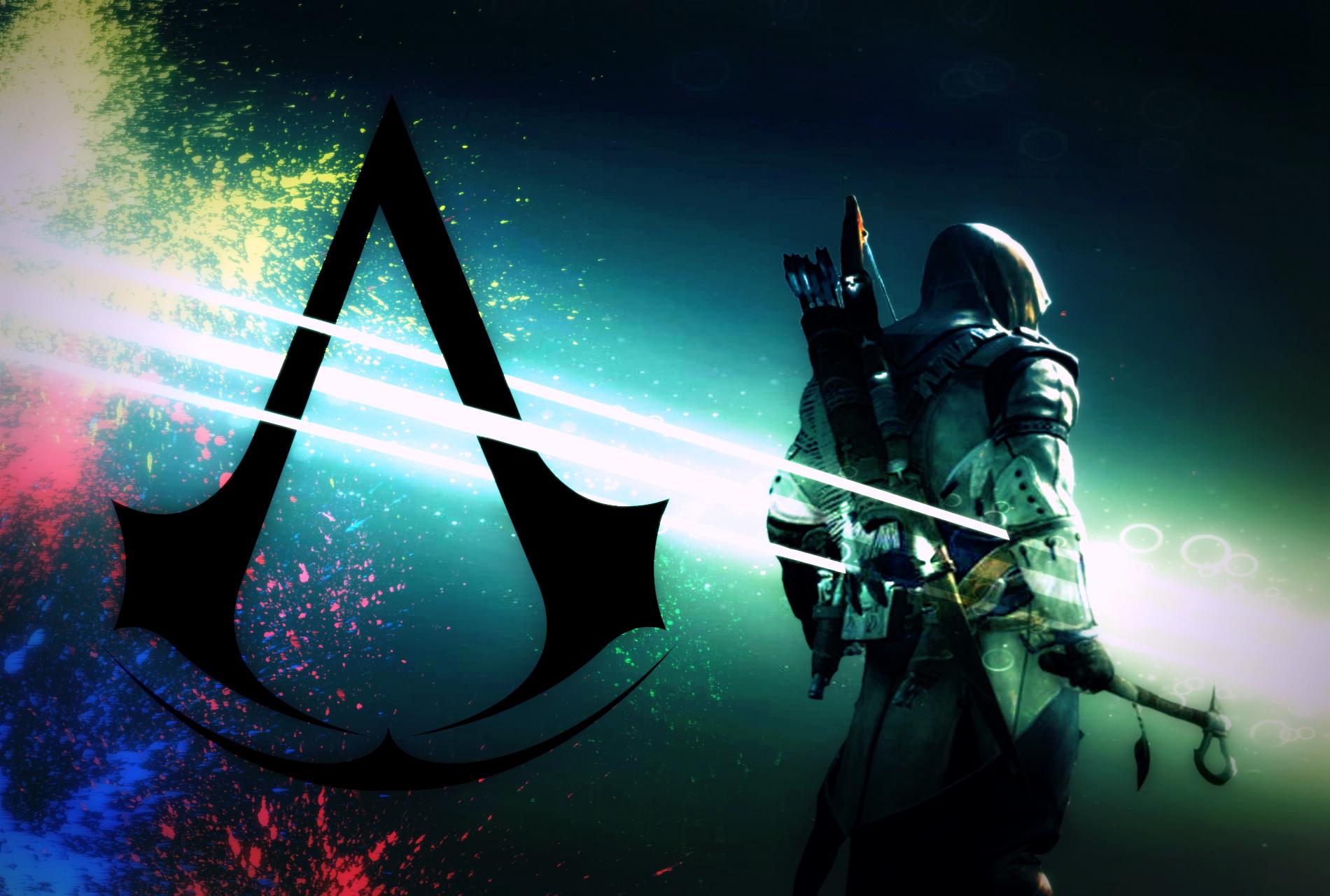 Assassins creed wallpaper impremedia assassins creed 3 wallpaper by nakshatras1 voltagebd Gallery