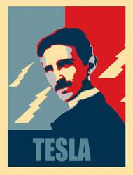 Tesla by EmperorRus