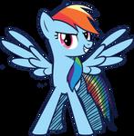 Rainbow Dash - Galaxyart