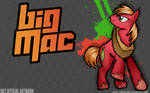 Fighting is Magic - Big Macintosh *Not official*