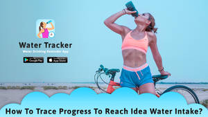How To Trace Progress To Reach Idea Water Intake