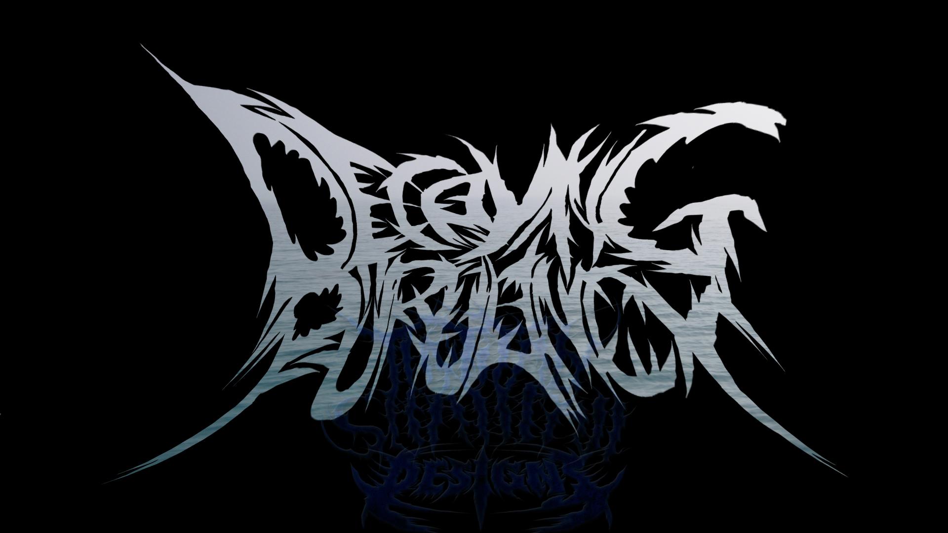 Decaying Purulency | Slam Death Metal Logo by ...
