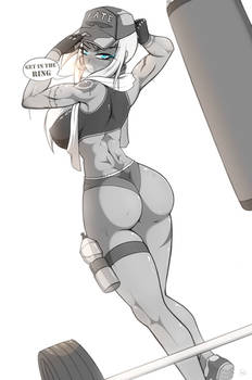 Warm UP (Muscle Practice w/Leona - Ver. 1)