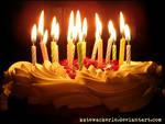 Happy Birthday by katewackerle