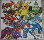 Color Wheel of Nostalgia
