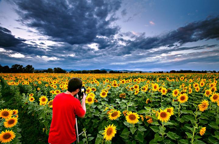 Photographer at Work by Blakannan