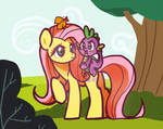 Fluttershy and co.