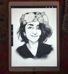 Self-Portrait by Fyrebeam